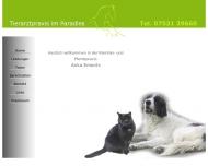 Bild Webseite Hintz-Sommer Gabriele Tierärztin Konstanz