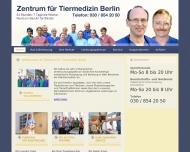 Bild Helmich Kurt Dr. u. Oelke Dieter Tierarztpraxis