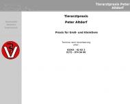Bild Altdorf Peter Tierarztpraxis