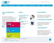 Bild KNF Neuberger GmbH
