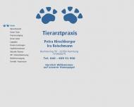 Bild Webseite Hirschberger u. Reischmann Tierärzte Hamburg