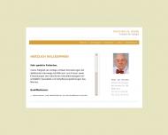 Bild Webseite Heising Jan Prof. Dr. Facharzt für Urologie Köln