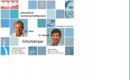 Bild Webseite Schürkämper Dr. Manuel & Dr. Hans - Zahnärztliche Gemeinschaftspraxis München