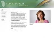 Bild Webseite Schiller-Baur Gudula Zahnärztin München