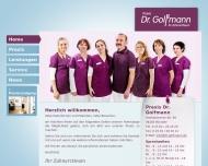 Bild Golfmann Dr.med.dent. Tätigkeitsschwerpunkt Implantologie