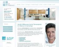Bild Risterucci Jean-Laurent Dr.med.dentFCD Marseille Zahnarzt