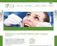 Bild Webseite Yachkaschi Ramin Dr. Zahnarzt München