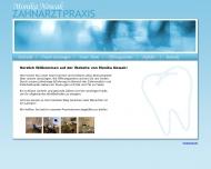 Bild Webseite Nowak Monika Zahnärztin Berlin