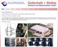 Bild Gottschalk & Stoltze Dreherei und Maschinenbau GmbH