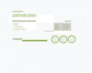 Bild Webseite Scheidereiter , Unger Zahnärztliche Gemeinschaftspraxis Berlin