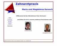 Bild Karasch M. Zahnärztin