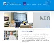 Bild Offenbächer Tilman Dr.med.dent. Zahnarzt