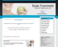 Bild Frommeld Bodo Praxis für Zahnerhaltung