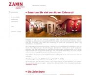 Bild Webseite Hradsky (CS) Ivo Dr. ZA Dasselaar Klaas Zahnärzte Hamburg
