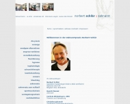 Bild Webseite Schlär Norbert Zahnarzt Berlin