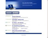 Website Darwish Adnan Zahnarztpraxis