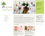 Bild Webseite Sandock-Ladwig Jutta Dr. Zahnärztin Berlin