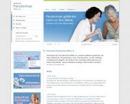 Bild Webseite Forst Vanda Dr. Zahnärztin Köln