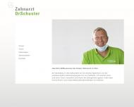 Bild Schuster Peter Dr.med. dent. Zahnarzt