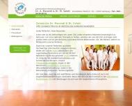 Bild Webseite Marandi Ali Dr. u. Saleki Maryam Dr. Zahnärtzliche Gemeinschaftspraxis Hamburg