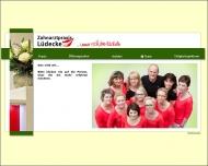 Website Lüdecke J. , C. Zahnarztpraxis