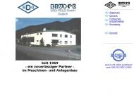 Bild Webseite  Gutach (Schwarzwaldbahn)