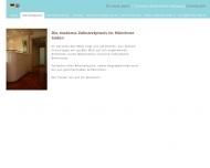 Website Kolkmann-Herweg Cornelia Dr. Zahnärztin