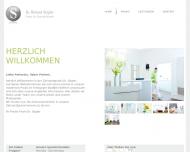 Bild Webseite Stigler Roland Dr.med.dent. Freiburg im Breisgau