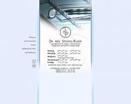 Praxis R?ger in Freital, Fachzahnarzt f?r allgem. Stomatologie Spezialisierung f?r Prophylaxe, Parod...