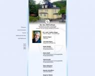 Website Rüger Steffen Dr. Fachzahnarzt