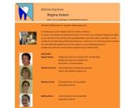 Zahnarzt Bremen - Zahnarztpraxis Regina Kolem - Startseite