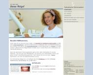 Website Weigel Dana Dr.med.dent. Zahnarztpraxis
