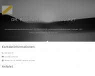 Bild Webseite Parnt Rüdiger Dr. Zahnarzt Frankfurt