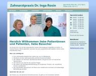 Bild Rosin Inga Dr. Zahnarztpraxis