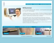 Website Dr. Axel M. Grunewald