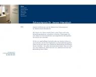 Bild Webseite Jensen-Nierobisch Bärbel Dr. Zahnärztin Hamburg