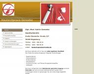 Hautarztpraxis Dipl.-Med. K. Genseke Magdeburg - Home