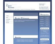 Bild Webseite Enderer Klaus Dr.med. Hautarzt Allergologie Köln
