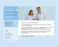 Internistische Hausarztpraxis Dr. Schrader in M?nchen-Schwabing