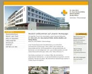 Bild Lührs Imke Dr.med. , Müller H.-G. Dr. , Wodtke B. und Melzer M. Internisten-Rheumatologie