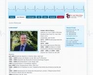 Website Pinkau Tobias Dr. med. Kardiologe-Internist