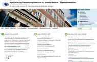 Bild Keilhau Dag-Alexander Dr.med. u. Ahrens Volker Dr.med. Medizinisches Versorgungszentrum für Innere Medizin