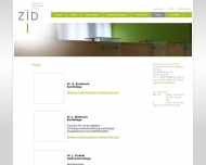 Website Steinhard R. , Widmaier , Strobel Internistische Gemeinschaftspraxis