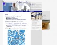 Website Salamander Borys Dr.med. Internist