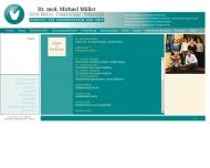 Website Müller Michael Dr.med.