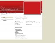 Bild Webseite Lipècz Andreas Dr. med. , Fenzel Herbert Dr. med. Innere Medizin Allergologie Nürnberg