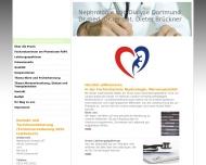 Dr. med. Dr. rer. nat. Dieter Brueckner - Nephrologie und Dialyse Dortmund