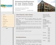 Bild Webseite  Norderstedt