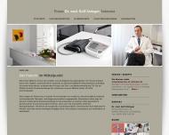 Bild Webseite Albani M. Dr. Facharzt für Allgemeinmedizin u. Atzinger R. Dr. Facharzt für Innere Medizin München