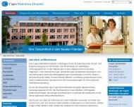 Bild Webseite Mathildenhospital - Medizinisches Versorgungszentrum am Mathildenhospital Büdingen